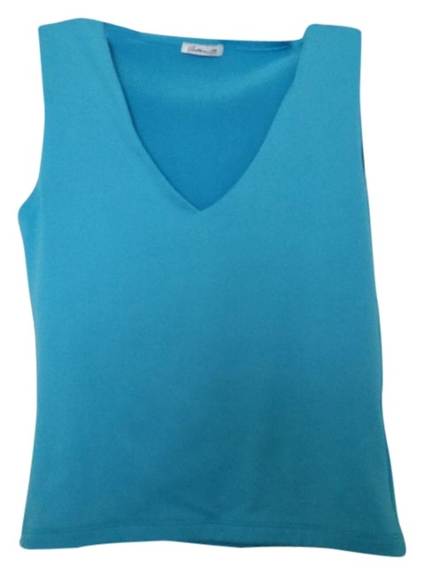 Preload https://item5.tradesy.com/images/arden-b-tank-top-turquoise-1066489-0-0.jpg?width=400&height=650
