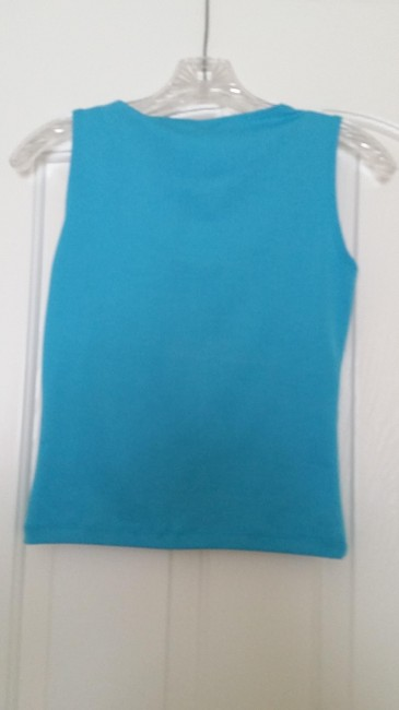 Arden B. Top Turquoise