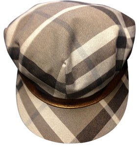 Burberry Burberry cotton cap