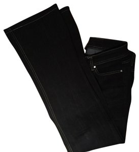 White House   Black Market Relaxed Fit Jeans-Dark Rinse
