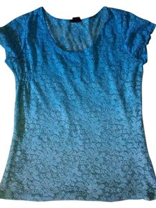 H&M T Shirt Blue