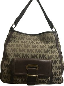 Michael Kors Casual Vintage Look Shoulder Bag