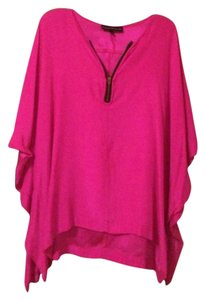 Karina Grimaldi Top Hot Pink
