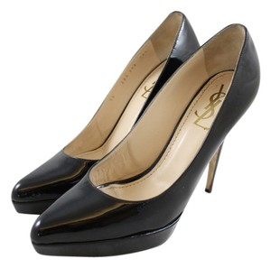 Yves Saint Laurent Penny Lane Black Pumps