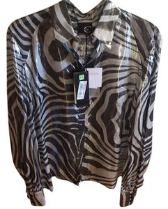 Just Cavalli Button Down Shirt