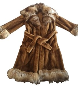 Maximilian Boutique Fur Coat