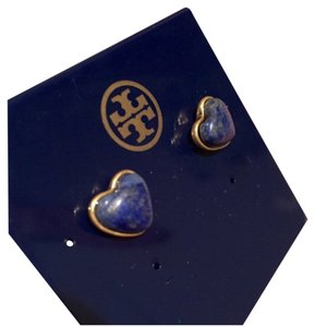 Tory Burch Heart Earring Stud