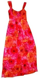 Pink Maxi Dress by Bisou Bisou