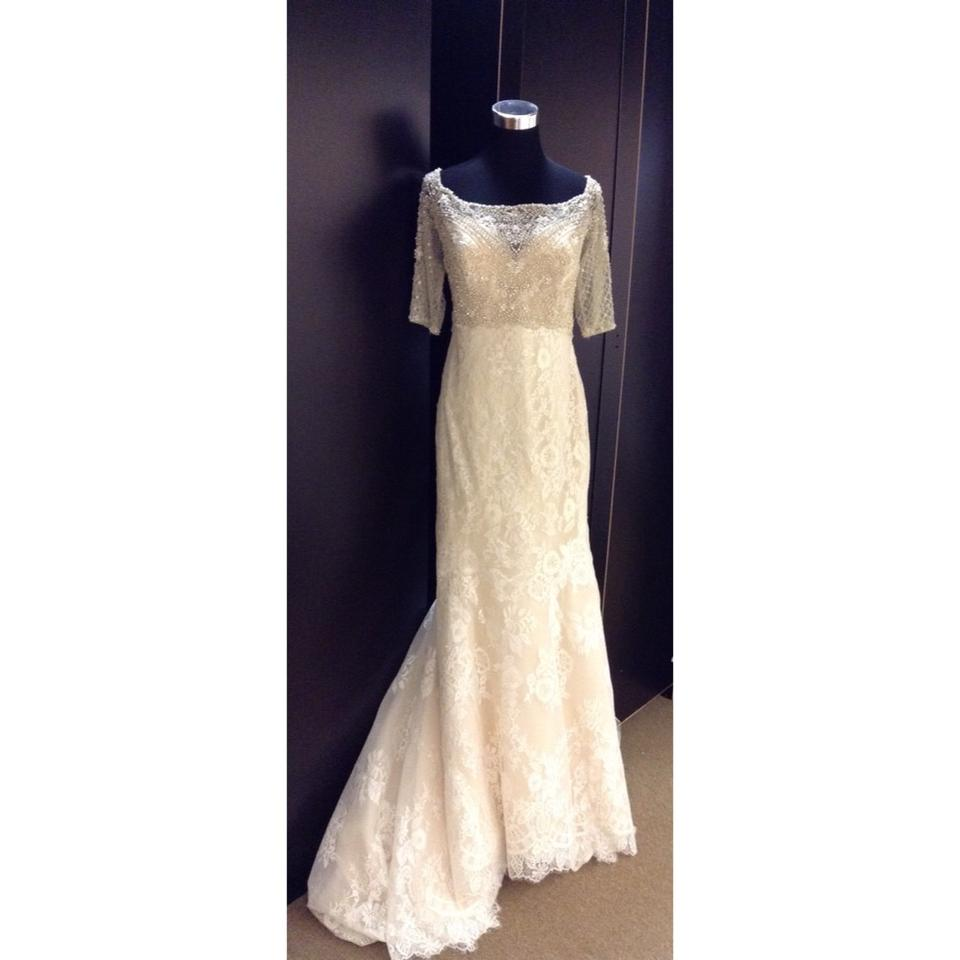 Allure bridals c341 wedding dress on sale 34 off for Best way to sell used wedding dress