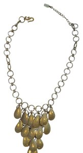 Chaps Chaps gold tone necklace