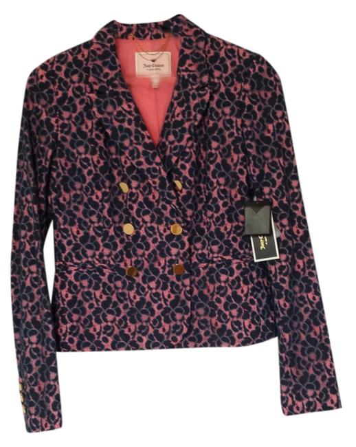 Juicy Couture Lace Cotton REGAL Blazer
