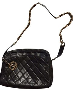 Chanel Shoulder Cross Body Bag