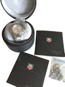 TAG Heuer Tag Heuer Stainless Chronometer Unisex Watch Model #N162715