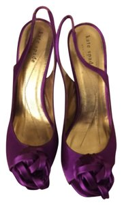 Kate Spade Purple satin Formal