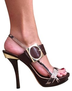Marciano Nordstrom Brown Sandals