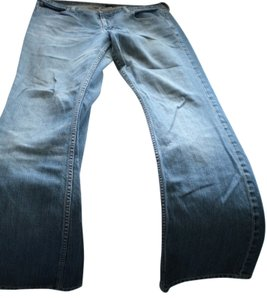 Banana Republic Boot Cut Jeans-Light Wash