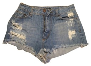 BDG Mini/Short Shorts Blue