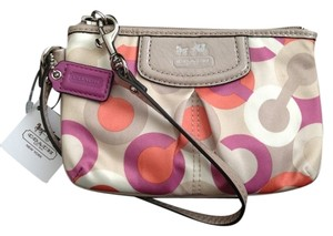 Coach Madison Small Wallet Wristlet in Multi
