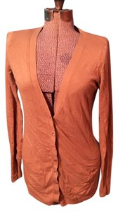 Express Rhinestone Buttons Cashmere Blend Cardigan