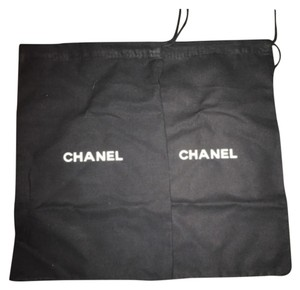 Chanel A Pair Of Shoe Dust Bags