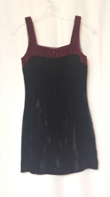 bebe Party Rayon Velvet Dress