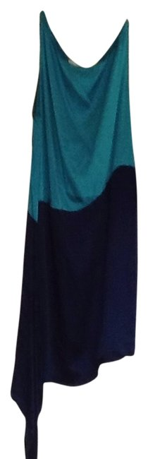 Preload https://item5.tradesy.com/images/robert-rodriguez-teal-and-navy-knee-length-cocktail-dress-size-10-m-1067644-0-0.jpg?width=400&height=650