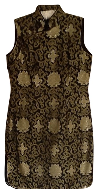 Preload https://item1.tradesy.com/images/black-and-gold-asian-above-knee-cocktail-dress-size-6-s-1067655-0-0.jpg?width=400&height=650