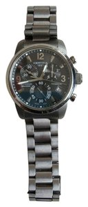 Certina Certina Men's DS Titanium & Case Quartz Chronographs G10 Watch