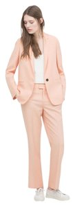 Zara ZARA salmon linen suit sold out
