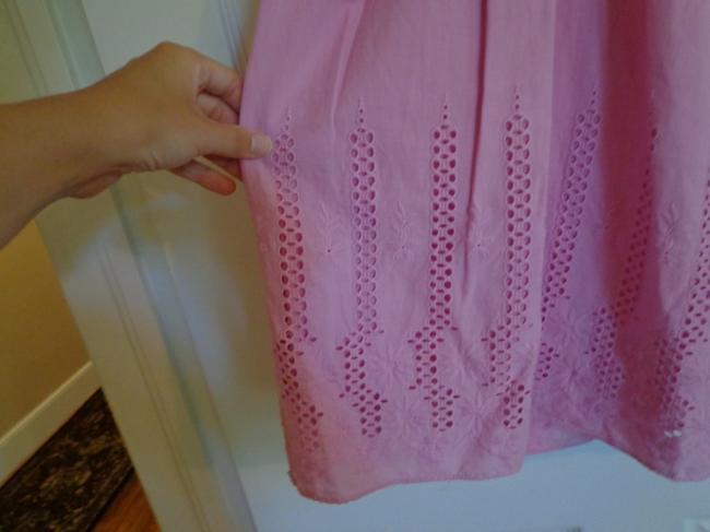 Sophie Max short dress Pink on Tradesy