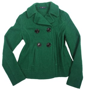 Gap Short Wool Pea Coat