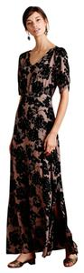 Maxi Dress by Anthropologie Paper Crown Florette Maxi 0p