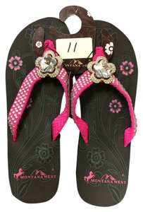 Montana West Sandal Studded Sandals