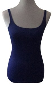New York & Company Built In Bra Tank Top