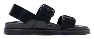 Zara Health Goth Birkenstocks Celine Black Sandals