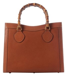Gucci Bamboo Brown Tote
