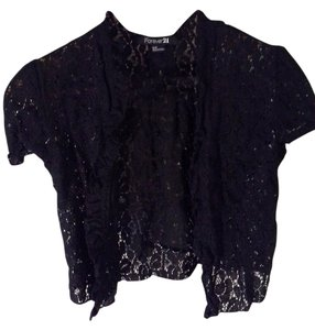 Forever 21 Lace Cardigan