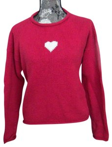 Planet Gold Sweatshirt Heart Sweater