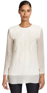 Escada Top white