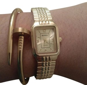 benrus Benrus gold garterized watch