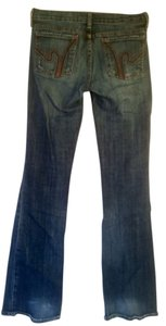 Citizens of Humanity Low Rise Ric Rac 108 Boot Cut Jeans-Medium Wash