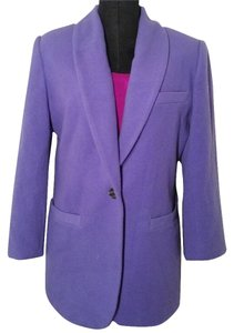 Bill Blass Chanel LIGHT VIOLET Blazer