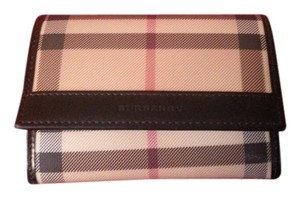 Burberry Burberry Classic Nova Check Coin Purse