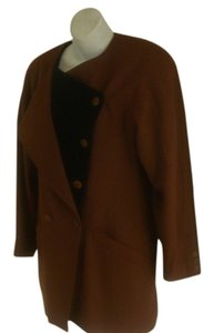 Escada Vintage Career Pea Coat