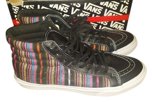 Vans Leather Leather Multi coloured Athletic