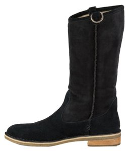 UGG Australia New New Ugg Ugg Ugg Cute Comfortable New With Tags Suede Imported Rubber Sole Shaft Measures Approximately 11.5