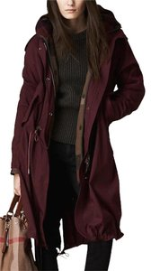 Burberry Brit Trenchcoat Warmer Jacket Parka Coat