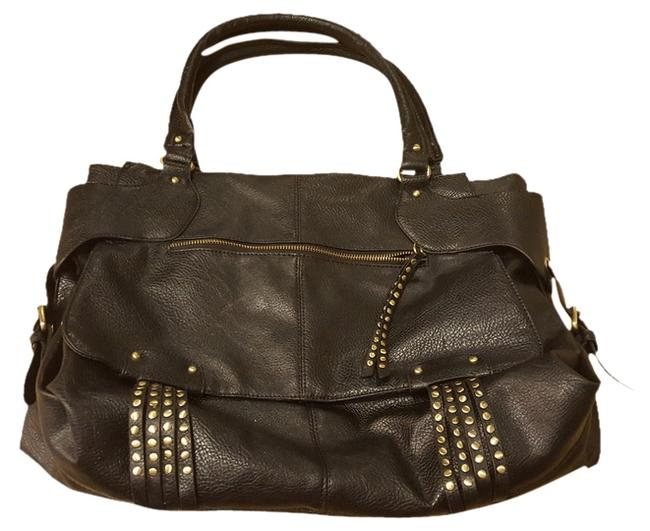 Item - Studded Leather Tote