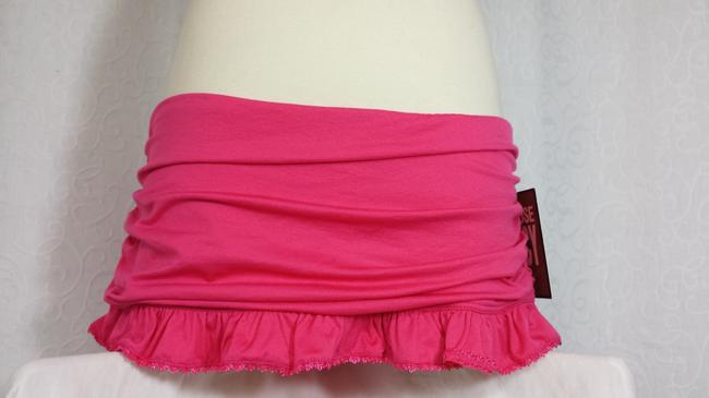 Juicy Couture Y41453 MARTINIQUE RUFFLE SKIRTED BOTTOM