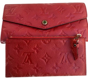 Louis Vuitton Louis Vuitton CURIEUSE WALLET Cherry Cerise -Like new! SOLD OUT AT LV